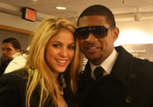 celebrity gossip 4 all: Big Soul fail as a background singer Shakira!