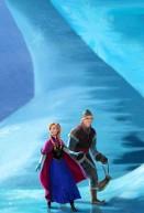 frozen disney poster