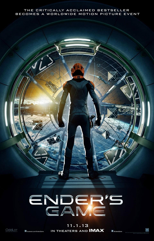 Dystopian films 'Ender's Game,' 'Divergent' kick off Comic ...