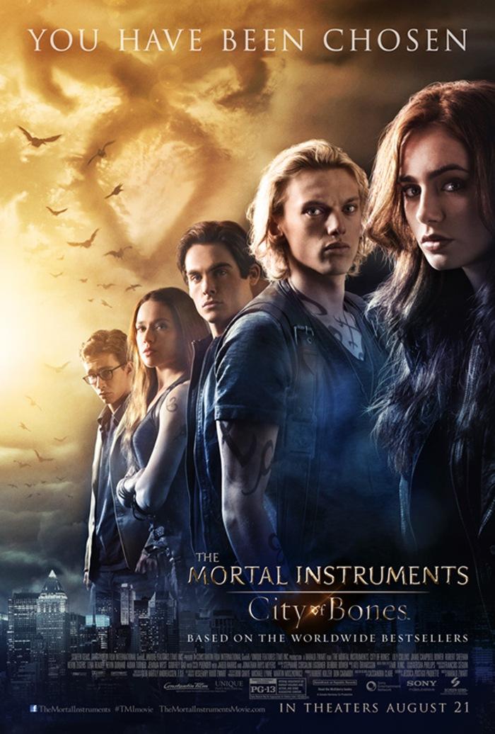The Mortal Instruments City Of Bones Review Part Harry Potter