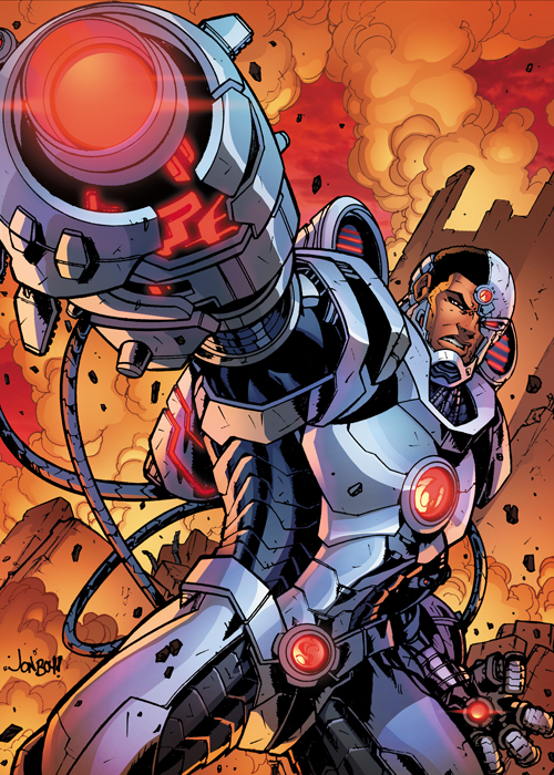 Pics Photos - D... Cyborg Superman New 52