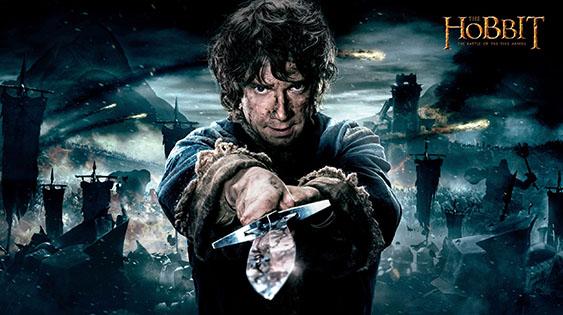 The Hobbit: The Battle Of The Five Armies Bilbo