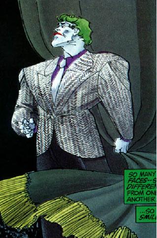 joker white suit