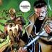 Iron Fist Doctor Strange