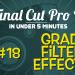 Final Cut Pro X Ep18-Grad-Filter-Effect