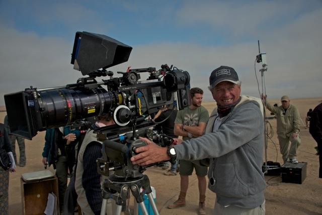 DP John Seale with ARRI Alexa Image Credit: Cinematographer
