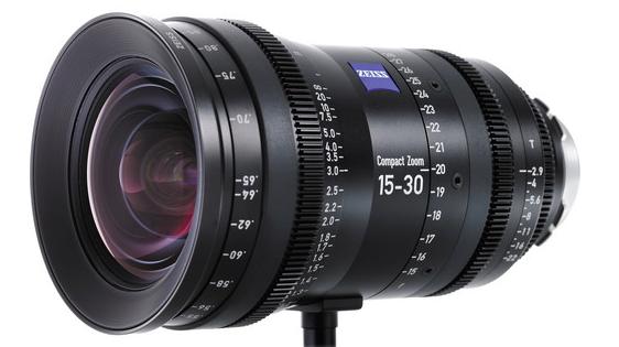 Zeiss Cine Zoom Lens
