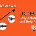 doddleREVIEWS JOBY ActionJibPolePack