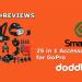 doddleREVIEWS Smatree 25-in-1